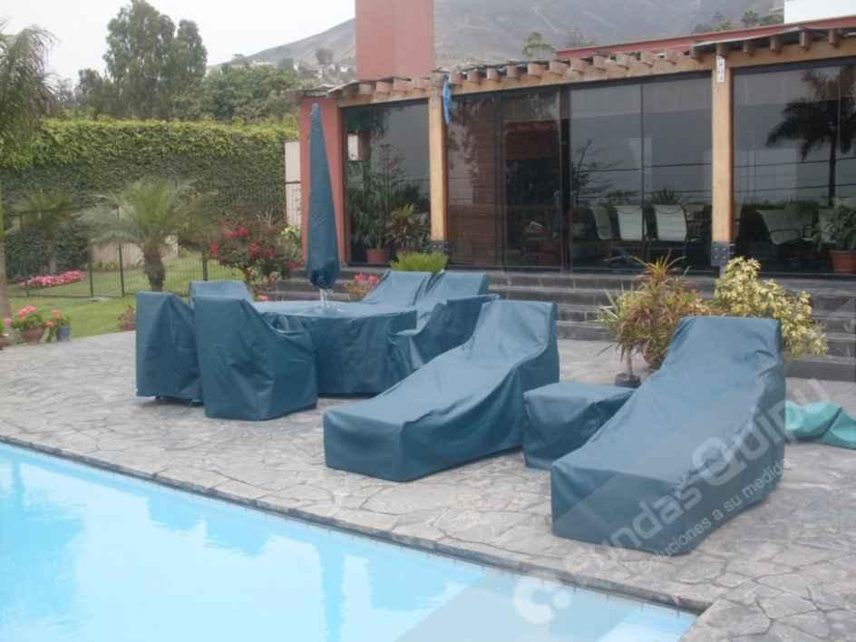 Fundas para muebles de terraza fundas quipu fundas - Fundas para muebles ...